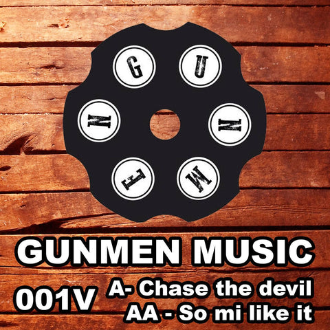 Gunmen - Chase the Devil