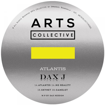Dax J - Atlantis - Unearthed Sounds