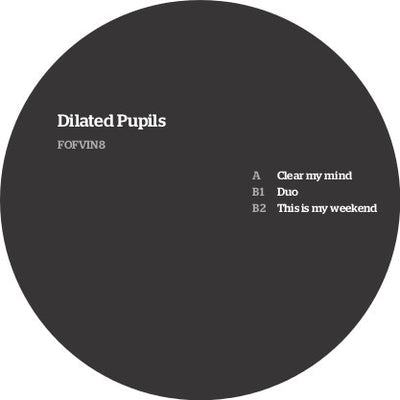 Dilated Pupils - Part 2 - Unearthed Sounds