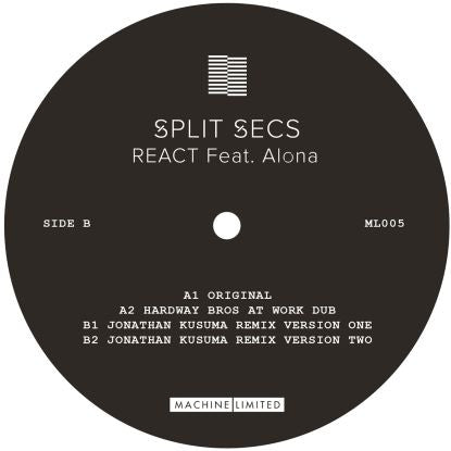 Split Secs - React ft. Alona