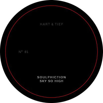 Soulphiction // Mike Dehnert - Sky So High // Zumwald , Vinyl - Hart & Tief, Unearthed Sounds