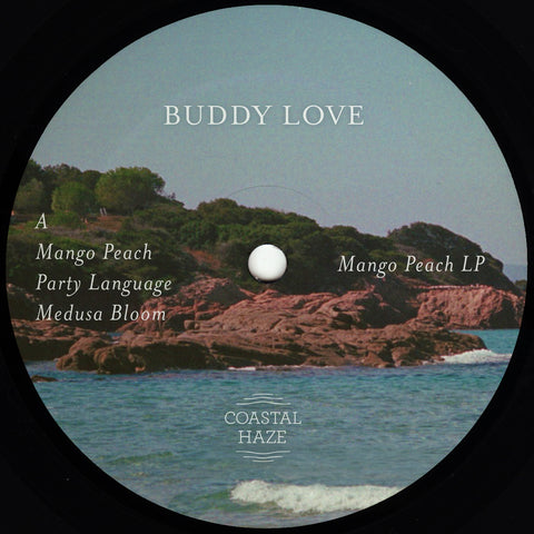 Buddy Love - Mango Peach LP