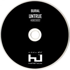 Burial ‎– Untrue [CD Edition] , CD - Hyperdub, Unearthed Sounds - 2