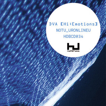 DVA [Hi:Emotions] – NOTU_URONLINEU [LP] - Unearthed Sounds, Vinyl, Record Store, Vinyl Records