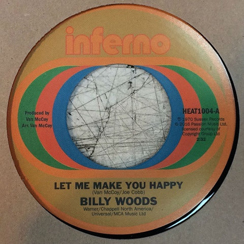 Billy Woods / The Decisions - Let Me Make You Happy