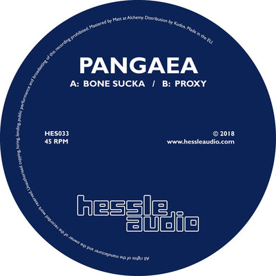 Pangaea - Bone Sucka (Repress) - Unearthed Sounds