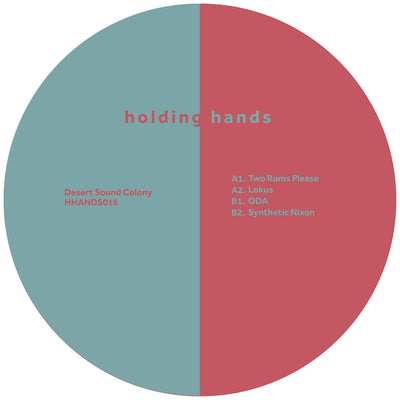 Desert Sound Colony - Synthetic Nixon EP - Unearthed Sounds