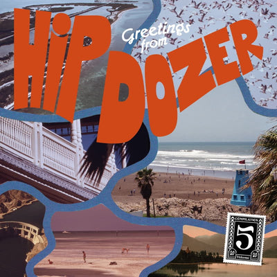 Various Artists - Hip Dozer Vol. 5  [2 x Vinyl LP] - Unearthed Sounds