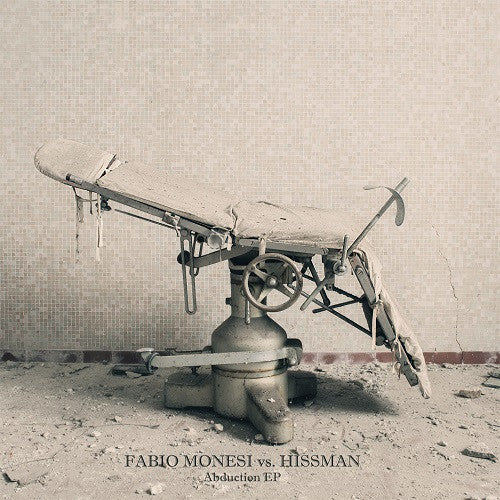 Fabio Monesi vs Hissman - Abduction EP , Vinyl - Hardmoon London, Unearthed Sounds