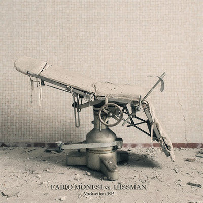 Fabio Monesi vs Hissman - Abduction EP - Unearthed Sounds