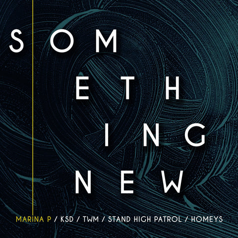 Homeys Records & Marina P Present: Something New EP
