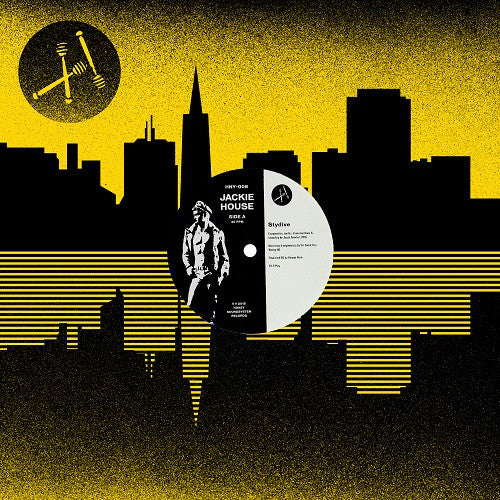 Jackie House - Stydive , Vinyl - Honey Soundsystems, Unearthed Sounds