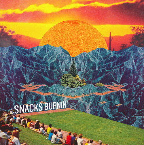 Snacks - Burnin , Vinyl - House of Disco, Unearthed Sounds