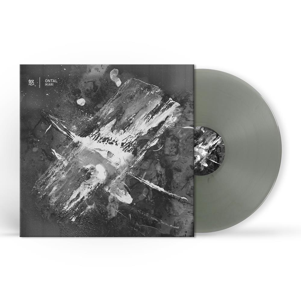 Ontal - Ikari (incl. Headless Horseman Remix) [Coloured Vinyl]