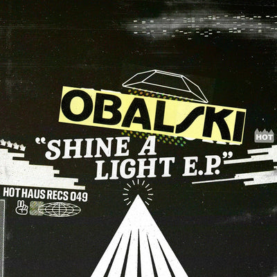 Obalski - Shine A Light EP [incl. Kim AnnFoxman Remix]