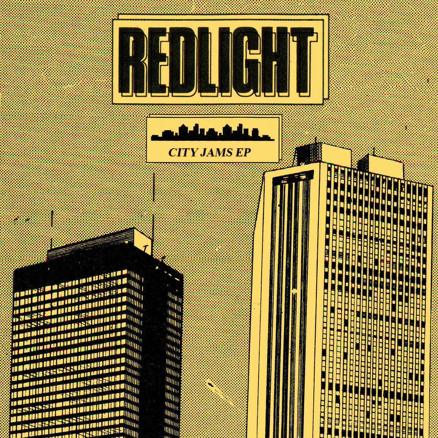 Redlight - City Jams EP [w/ DJ Deeon Remix]