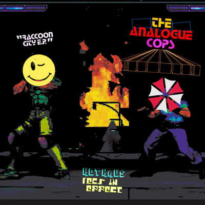The Analogue Cops - Racoon City EP - Unearthed Sounds
