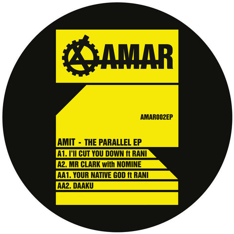 Amit - The Parallel EP