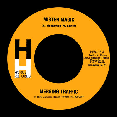 Mister Magic - Merging Traffic - Unearthed Sounds