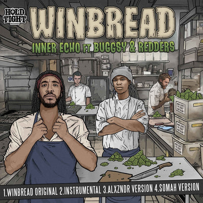 Inner Echo - Winbread ft Redders & Buggsy (Incl. ALXZNDR & Somah Versions)