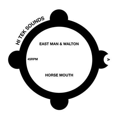 East Man & Walton - Horse Mouth / Gunshot - Unearthed Sounds, Vinyl, Record Store, Vinyl Records