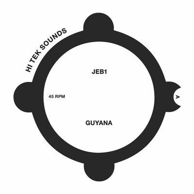 JEB1 - Guyana - Unearthed Sounds, Vinyl, Record Store, Vinyl Records
