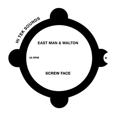 East Man & Walton - Screw Face - Unearthed Sounds, Vinyl, Record Store, Vinyl Records