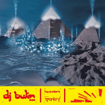"DJ Bwin - Trinity [12"" Printed Sleeve] - Unearthed Sounds, Vinyl, Record Store, Vinyl Records"
