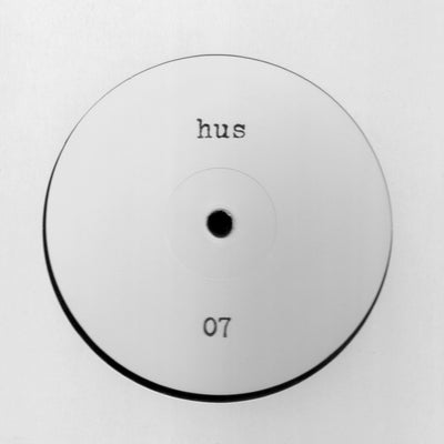 Unknown Artist - A/B HUS07 - Unearthed Sounds