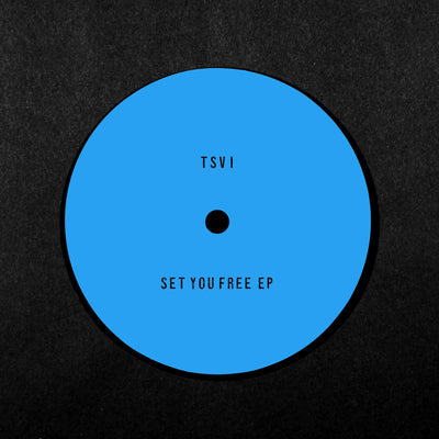 Tsvi - Set you Free EP - Unearthed Sounds