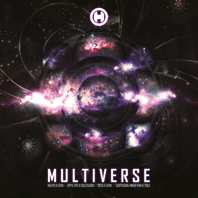 "Various Artists 'Multiverse EP' (2 X 12"") - Unearthed Sounds"