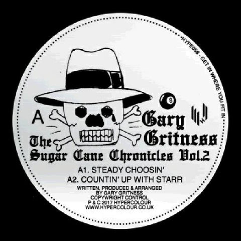 Gary Gritness - The Sugar Cane Chronicles Vol. 2