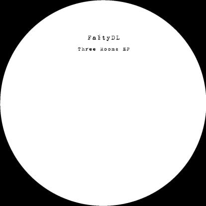 Falty DL - Three Rooms EP