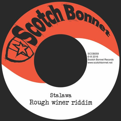 Stalawa ft. Lloyd D Stiff - Rough Winer / Riddim - Unearthed Sounds, Vinyl, Record Store, Vinyl Records