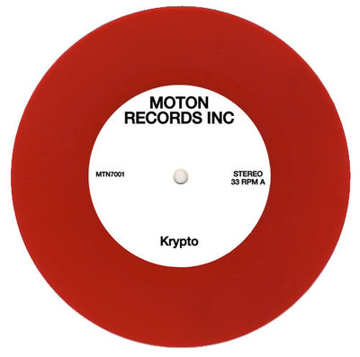 Moton Records Inc - Krypto / Exotiq - Unearthed Sounds