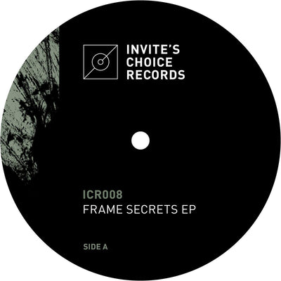 Drafted - Frame Secrets EP - Unearthed Sounds