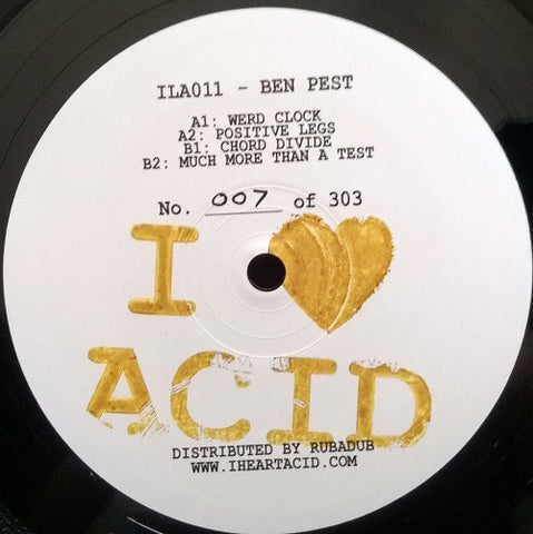 Ben Pest - I Love Acid Eleven