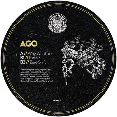 Ago - Why Won't You - Unearthed Sounds