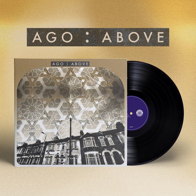 "Ago - Above [2x12"" Vinyl] - Unearthed Sounds"