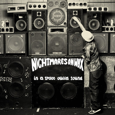 Nightmares On Wax - In A Space Outta Sound [2 x LP in Gatefold Sleeve] - Unearthed Sounds
