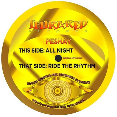 Peshay - All Night / Ride The Rhythm - Unearthed Sounds