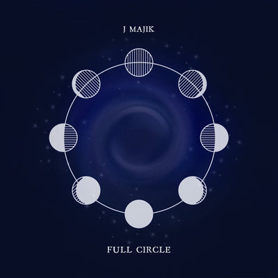 "J Majik - Full Circle [4x12"" LP] *REPRESS* - Unearthed Sounds"