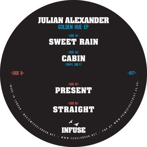Julian Alexander - Golden Hue EP