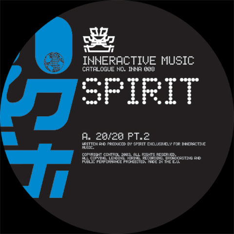 Spirit - 20/20 Pt. 2 / Memories Revisited
