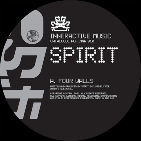 Spirit - Four Walls / All I Need