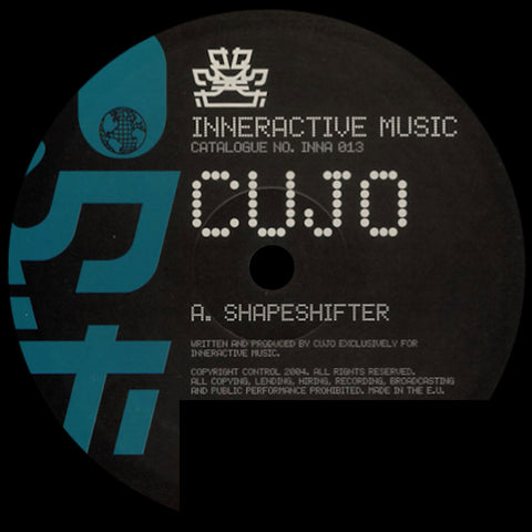 Cujo - Shapeshifter / Time Traveller