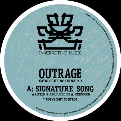 Outrage - Signature Song / Route 808 - Unearthed Sounds