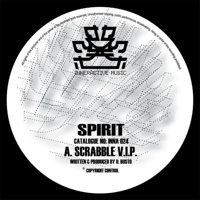 Spirit - Scrabble VIP / Fall - Unearthed Sounds