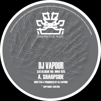DJ Vapour - Sharpside / Karma Club - Unearthed Sounds