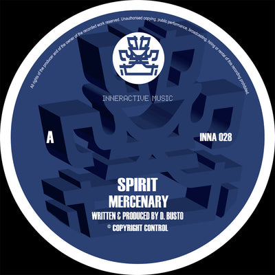Spirit - Mercenary / Eastern Promises - Unearthed Sounds